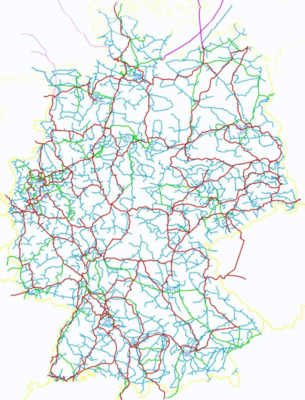 Germany Electricity Network
